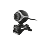 Trust Exis webcam 640 x 480 pixels Black