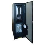 Tripp Lite SUDC208V42P60M rack cabinet Freestanding rack Black