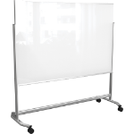 MooreCo 74951 magnetic board Silver,White