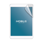 Mobilis 036177 tablet screen protector Clear screen protector Apple 1 pc(s)