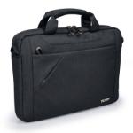 """Port Designs 135071 notebook case 35.6 cm (14"""") Messenger case Black"""