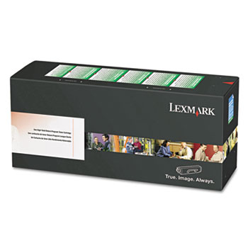 Lexmark 24B6844 Toner yellow, 30K pages