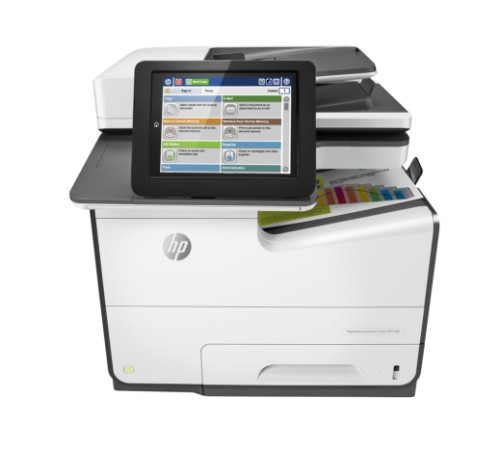 HP PageWide Enterprise Color 586dn Thermal Inkjet 50 ppm 2400 x 1200 DPI A4