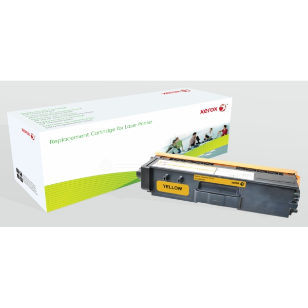 Xerox 006R03051 compatible Toner yellow, 6K pages (replaces Brother TN328Y)
