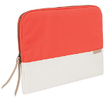 """STM 13 Grace Small Sleeve Coral 13"""" Sleeve case Coral"""