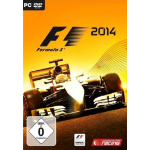Namco Bandai Games F1 2014 Basic PC DEU Videospiel