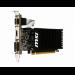 MSI GT 710 1GD3H LP graphics card NVIDIA GeForce GT 710 1 GB GDDR3