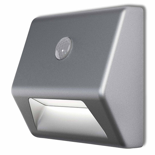 Osram Nightlux Stair wall lighting Suitable for indoor use Suitable for outdoor use Silver