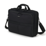"Dicota Top Traveller notebook case 39.6 cm (15.6"") Messenger case Black"
