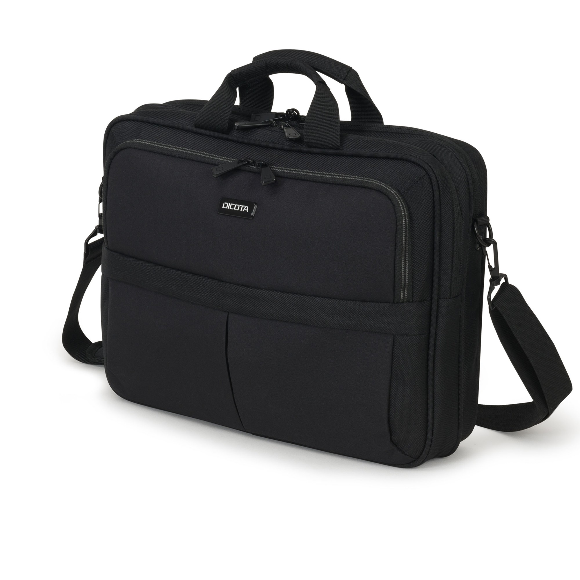 "Dicota Top Traveller 39.6 cm (15.6"") Messenger case Black"