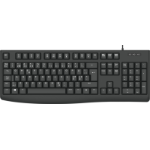 Gearlab G200 keyboard USB QWERTY Nordic Black
