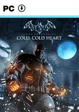 Nexway Batman: Arkham Origins - Cold, Cold Heart (DLC) Video game downloadable content (DLC) PC Batman Arkham Origins Español