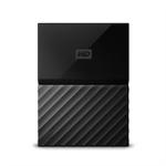 Western Digital My Passport 1000GB Black external hard drive