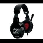 Zalman ZM-HPS300 headset Binaural Head-band Black