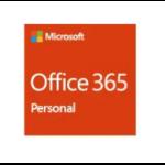 Microsoft Office 365 Personal 1 licentie(s) 1 jaar Nederlands