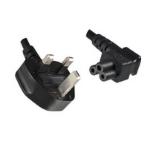 Microconnect PE090818A 1.8m C5 coupler Black power cable
