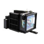Ask Generic Complete Lamp for ASK C5 COMPACT projector. Includes 1 year warranty.