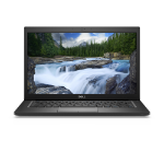 DELL Latitude 7490 Notebook Black 35.6 cm (14