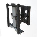 "PMV PMVVIDEOWALL signage display mount 190.5 cm (75"") Black, Silver"