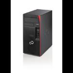 Fujitsu ESPRIMO P557/2/E85+ 3.9 GHz 7th gen Intel® Core™ i3 i3-7100 Black,Red Desktop PC