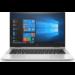"HP EliteBook x360 830 G7 Notebook 33.8 cm (13.3"") 1920 x 1080 pixels Touchscreen 10th gen Intel® Core™ i5 8 GB DDR4-SDRAM 256 GB SSD Wi-Fi 6 (802.11ax) Windows 10 Pro Silver"
