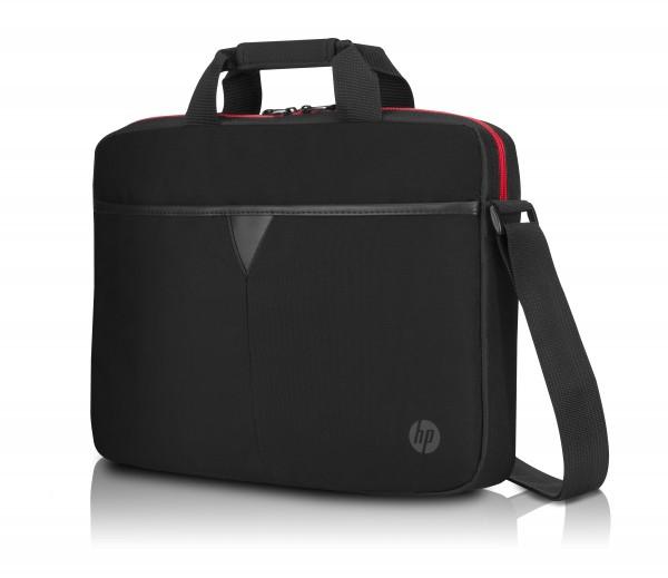 "HP Brand Topload case notebook case 39.6 cm (15.6"") Briefcase Black"