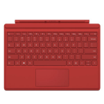 Microsoft R9Q-00014 Microsoft Cover port Red mobile device keyboard