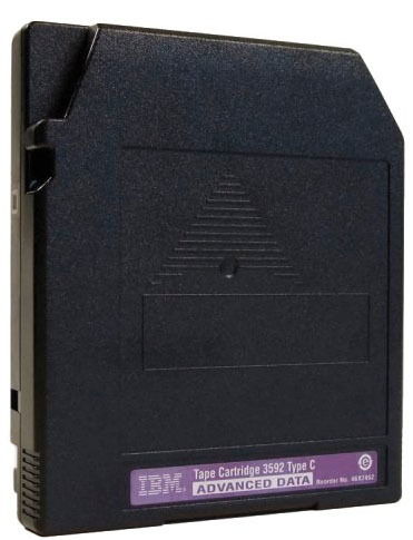 3592 Adv Jc 4TB Enterprise Cartridge
