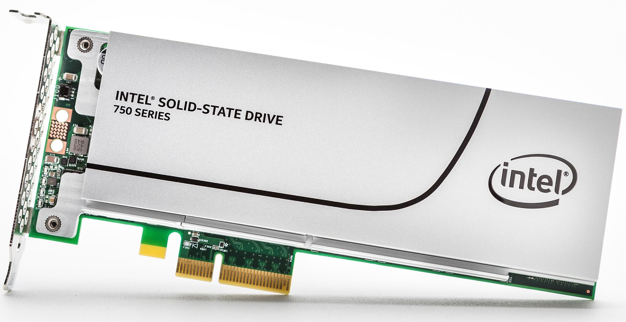 Intel 750 400GB 400GB