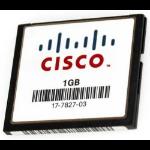 Cisco MEM-C6K-CPTFL1GB= networking equipment memory 1 GB 1 pc(s)