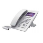 Fanvil H5-W IP phone White Wired handset LCD