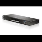 Aten CS1644 Black KVM switch