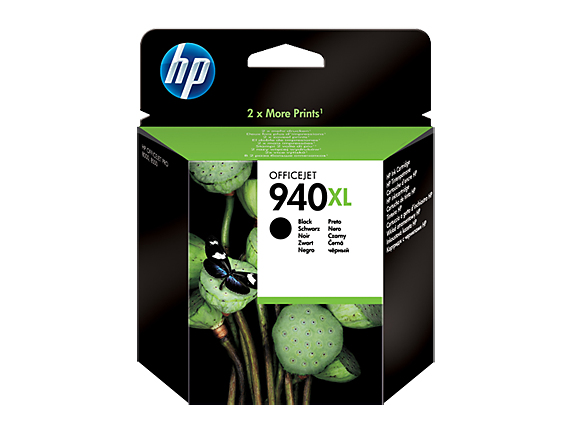 HP 940XL 2200pages Black ink cartridge