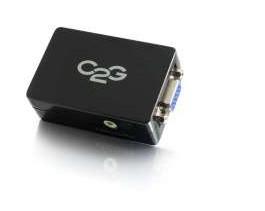 C2G HDMI/VGA