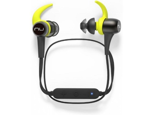 Optoma BE Sport3 In-ear Binaural Wireless Black,Yellow mobile headset