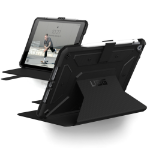 "Urban Armor Gear 121916B14040 tablet case 25.9 cm (10.2"") Folio Black"