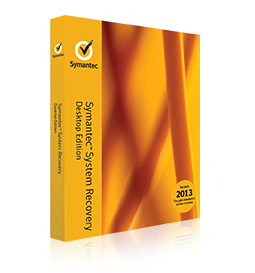 Symantec System Recovery Desktop 2013 R2