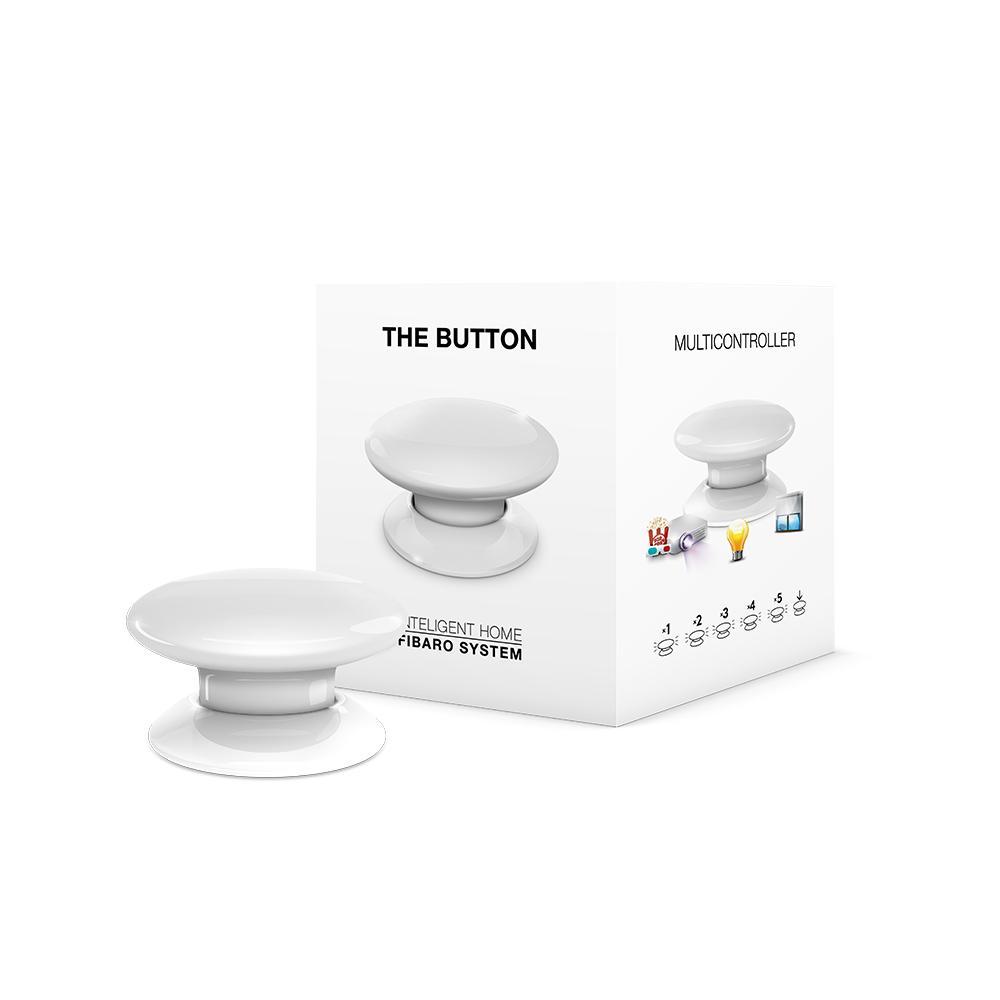 Fibaro The Button panic button Wireless Alarm