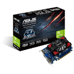 ASUS GT730-2GD3 GeForce GT 730 2GB GDDR3 graphics card