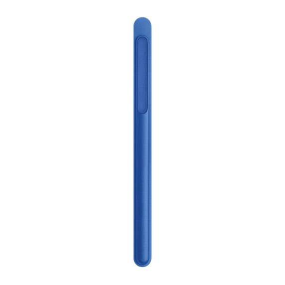 Apple Pencil Case - Electric Blue