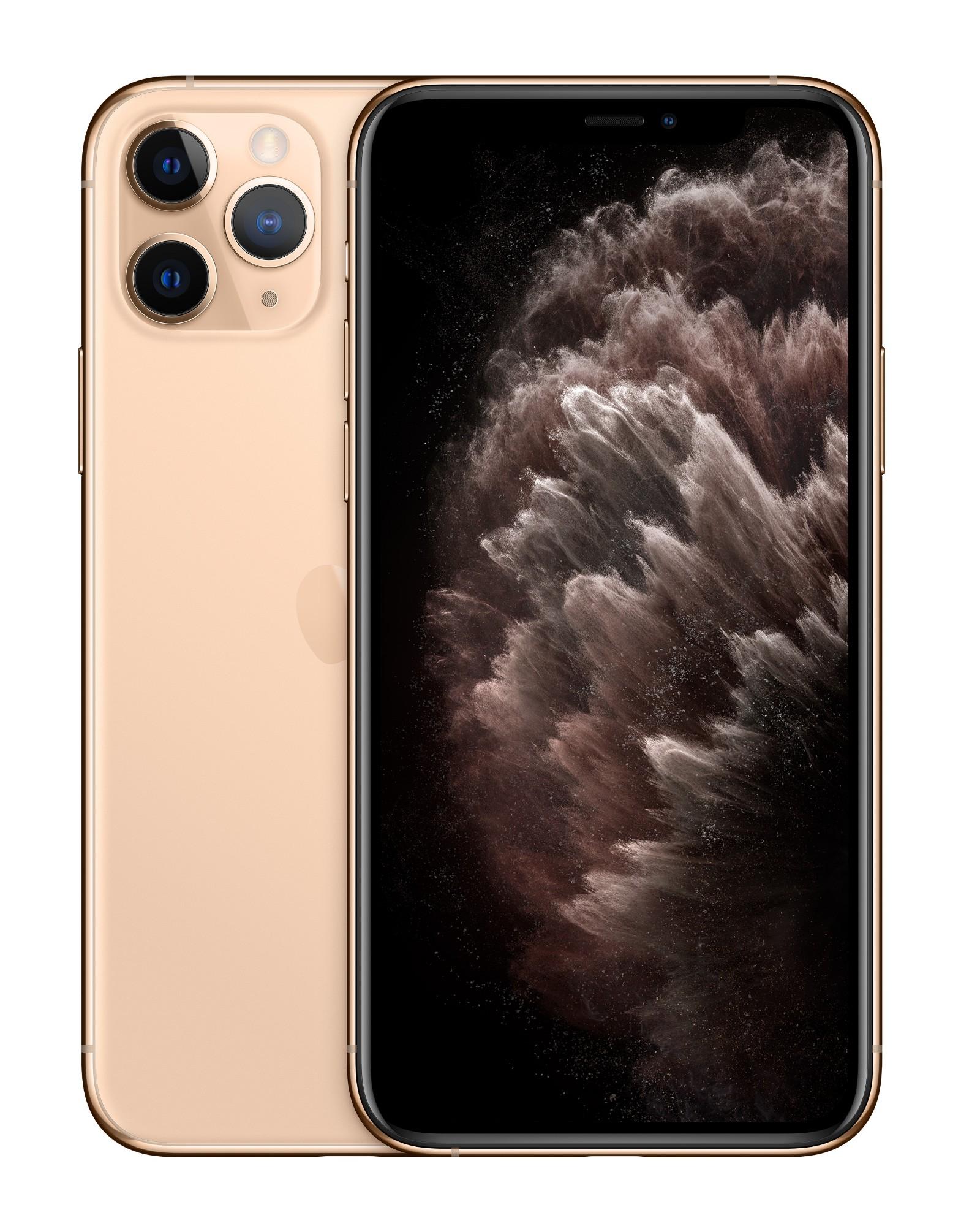 "Apple iPhone 11 Pro 14.7 cm (5.8"") 64 GB Dual SIM Gold"
