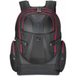 ASUS ROG XRANGER backpack Black/Red Nylon, Rubber