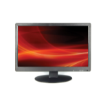 "Vigilant DS270FHD 27"" Full HD LED Black computer monitor"