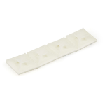 StarTech.com CBMCTM1 cable tie mount White Nylon 100 pc(s)