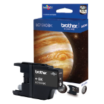 Brother LC-1240BK Ink cartridge black, 600 pages