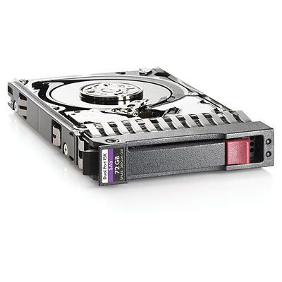 Hewlett Packard Enterprise 1.2TB 6G SAS 10K rpm SFF