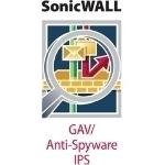 SonicWALL Gway AntiVirus/Spyware + IPS