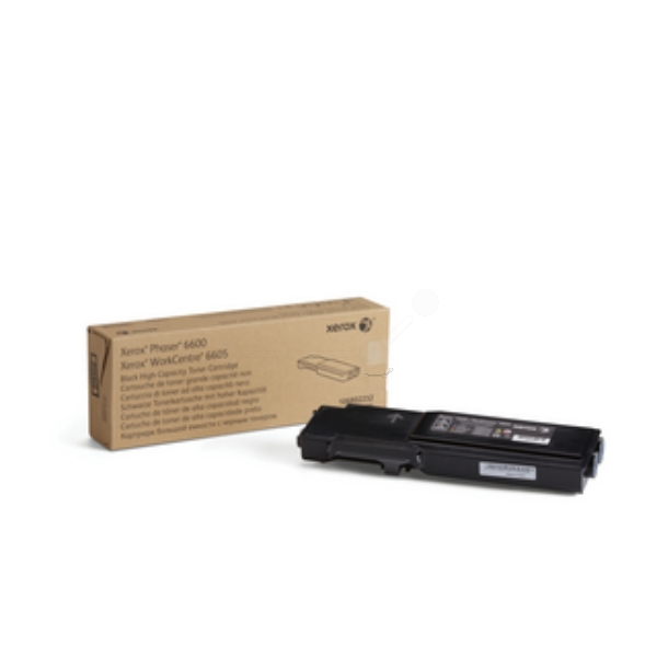 Xerox 106R02232 Toner black, 8K pages
