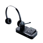 Jabra PRO 9450 Duo DECT Monaural Head-band Black headset
