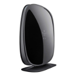 Linksys F9K1124 Dual-band (2.4 GHz / 5 GHz) Gigabit Ethernet Black wireless router